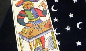 Tarot une carte